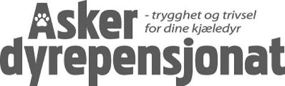 Asker dyrepensjonat logo